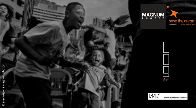 MAGNUM PHOTOS WITH SAVE THE DREAM